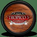 Tropico 3 1 icon