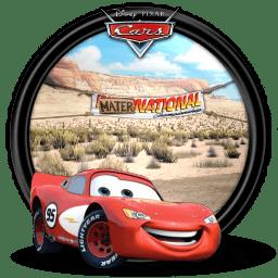Cars pixar 7 icon