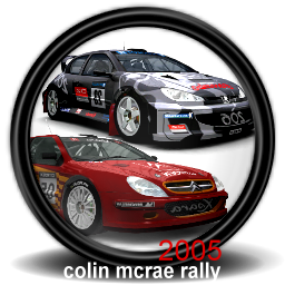 Colin mcRae Rally 2005 6 icon