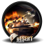 Battlefield 1942 Deseet Combat new x box cover 1 icon