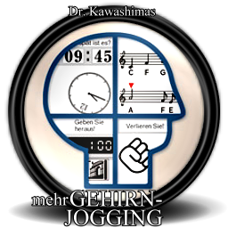 Dr Kawashimas mehr Gehirn Jogging 2 icon