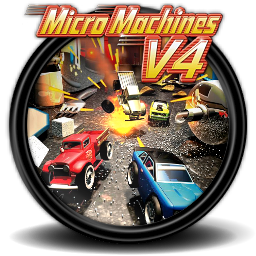 Micro Machines V4 2 icon