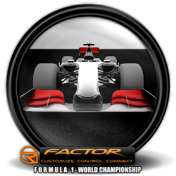 RFactor Formula 1 7 icon