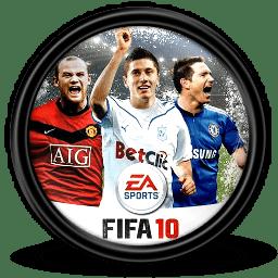 Fifa 10 2 icon