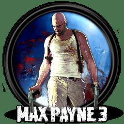 Max Payne 3 4 icon