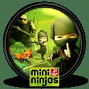 Mini Ninjas 3 icon