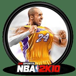 NBA 2K10 1 icon