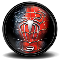 Spiderman 3 1 Icon | Mega Games Pack 35 Iconset | Exhumed