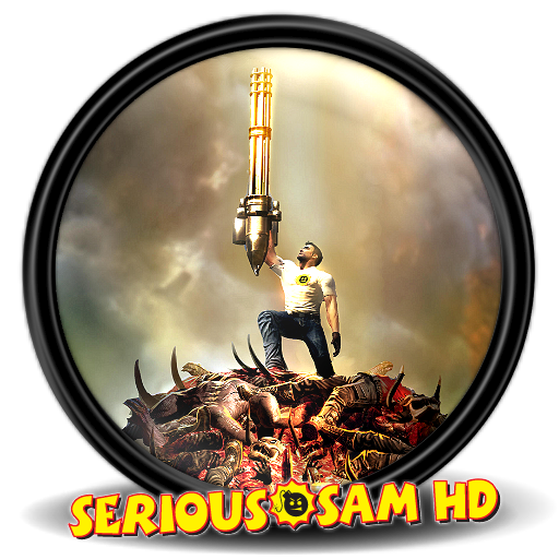 Serious Sam HD 1 icon