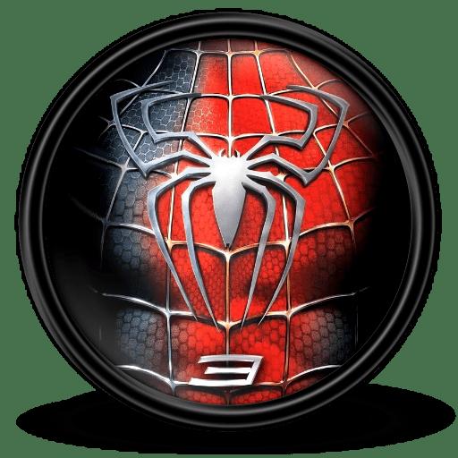 spiderman 3 logo. Spiderman 3 1 Icon | Mega
