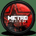 Metro 2033 6 icon