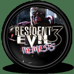 Resident Evil 3 Nemesis 2 icon