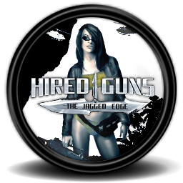 The Jagged Edge Hired Guns 2 icon