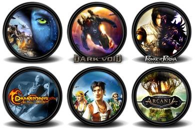 Mega Games Pack 36 Icons