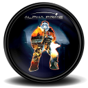 Alpha Prime 1 icon