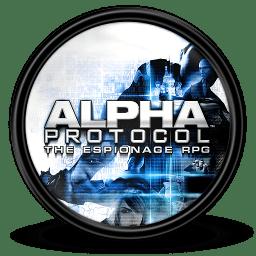 Alpha Protocol 1 icon