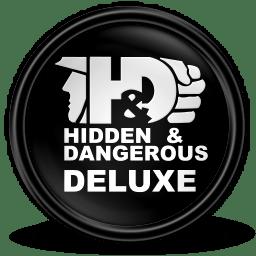Hiden Dangerous Deluxe 1 icon