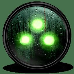 Splinter Cell Chaos Theory new 4 icon