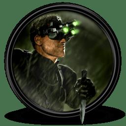 Splinter Cell Chaos Theory new 8 icon