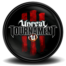 http://icons.iconarchive.com/icons/3xhumed/mega-games-pack-39/256/Unreal-Tournament-III-logo-1-icon.png