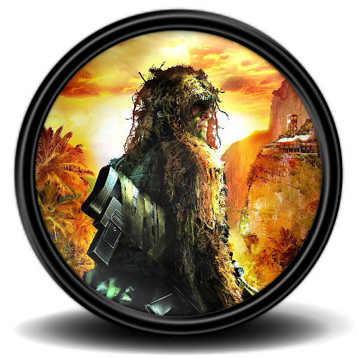 Sniper Ghost Worrior 8 icon