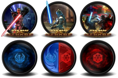 Star Wars: The Old Republic Icons