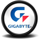 Gigabyte Grafikcard Tray icon
