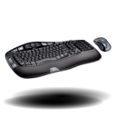 Logitech Desktop Wave Keyboard 1 icon