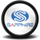 Sapphire Grafikcard Tray icon