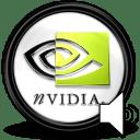 nVidia Speaker Tray icon