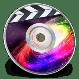 iDVD Galaxy icon