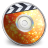 iDVD Orange Soda icon