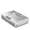 Firewire dark icon