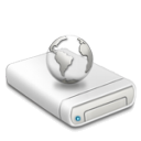 Network drive alternative icon