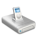 IPod-music-drive-dark icon