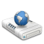 Network drive icon