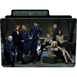 Battlestar Galactica 3 icon