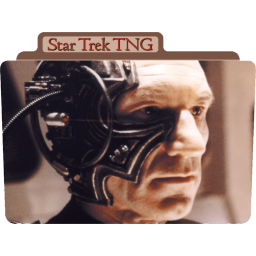 Star Trek The Next Generation 4 icon