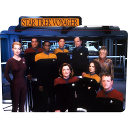 Star Trek Voyager 1 icon
