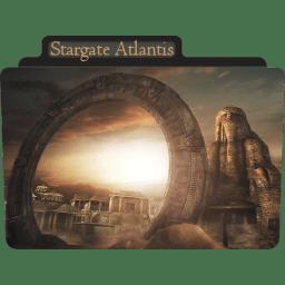 Stargate Atlantis 5 icon