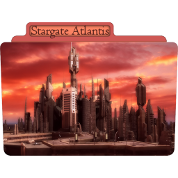 Stargate Atlantis 7 icon