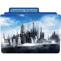 Stargate Atlantis 8 icon
