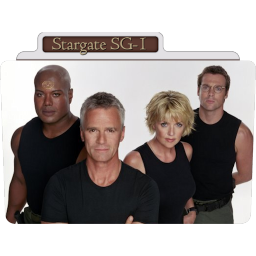 Stargate SG 1 2 icon