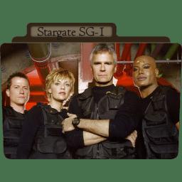 Stargate SG 1 5 icon