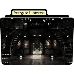 Stargate Universe 13 icon