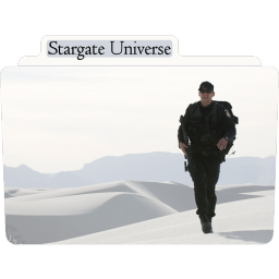 Stargate Universe 2 icon