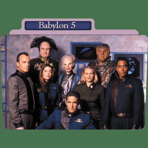 Babylon 5 4 icon
