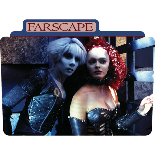 Farscape 5 icon