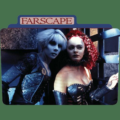 Farscape 5 icon