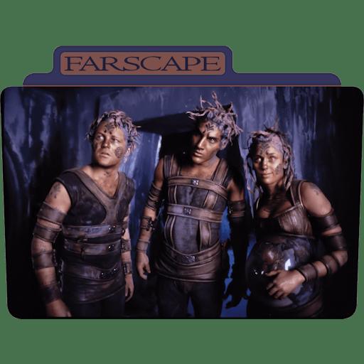 Farscape 6 icon
